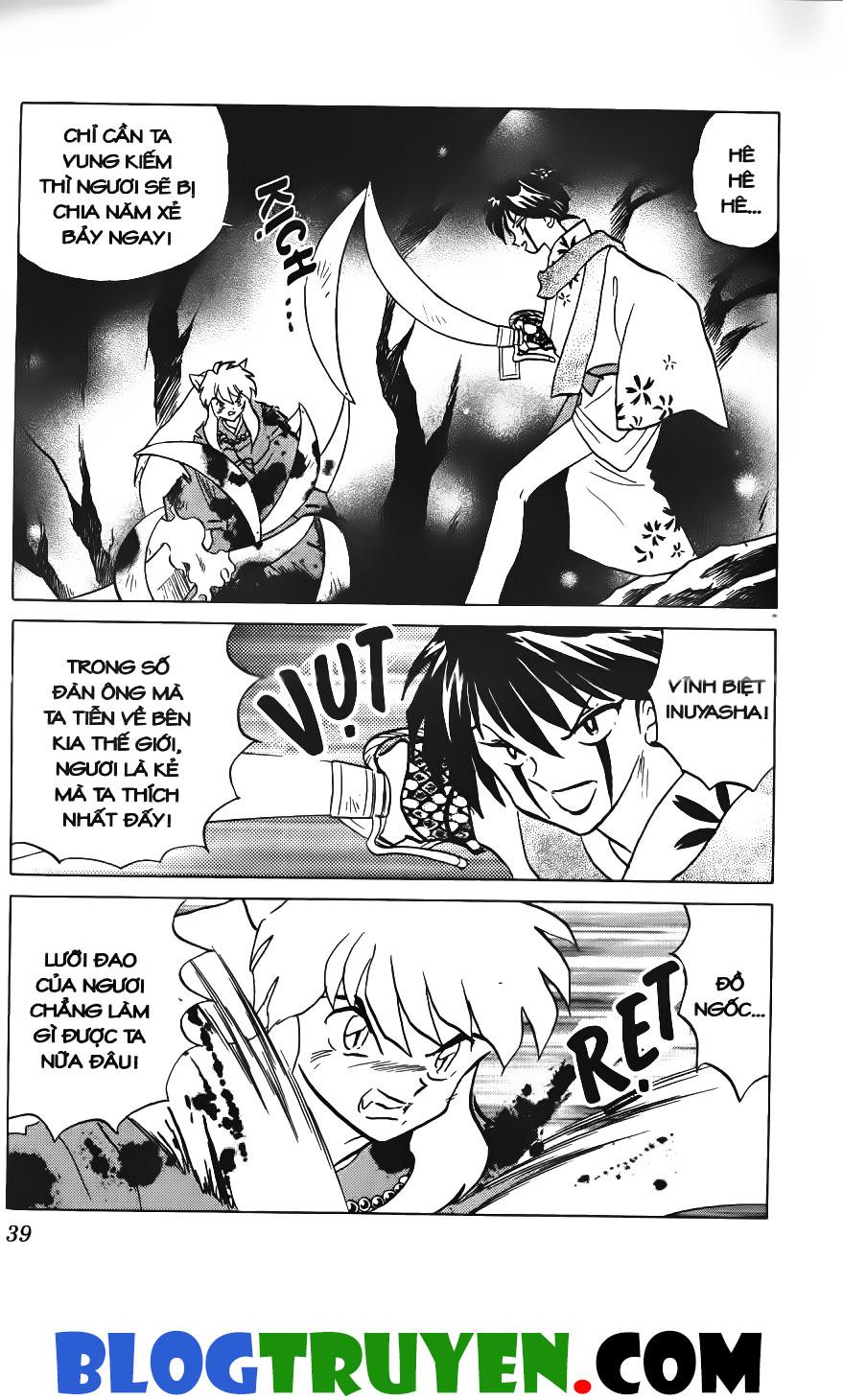 Inuyasha vol 28.2 trang 18
