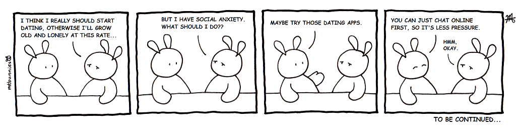 dating for those with social anxiety