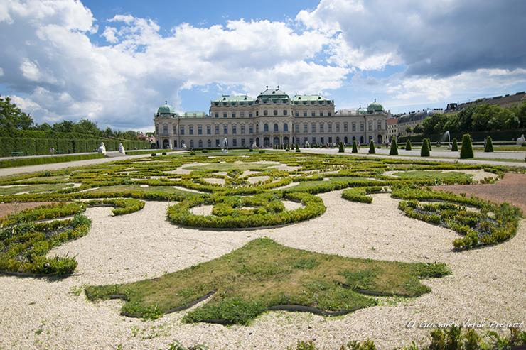 Jardines Belvedere  Superior - Viena por El Guisante Verde Project