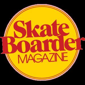 skateboarder magazine ©