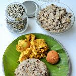 Ulundhu Choru Recipe | Urad Dal Rice | Black Split Urad Dal Rice | Nagercoil Special Ulundhan Choru | Ulundhu Sadam