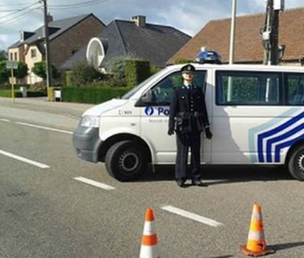 Фюрер на службе бельгийской полиции