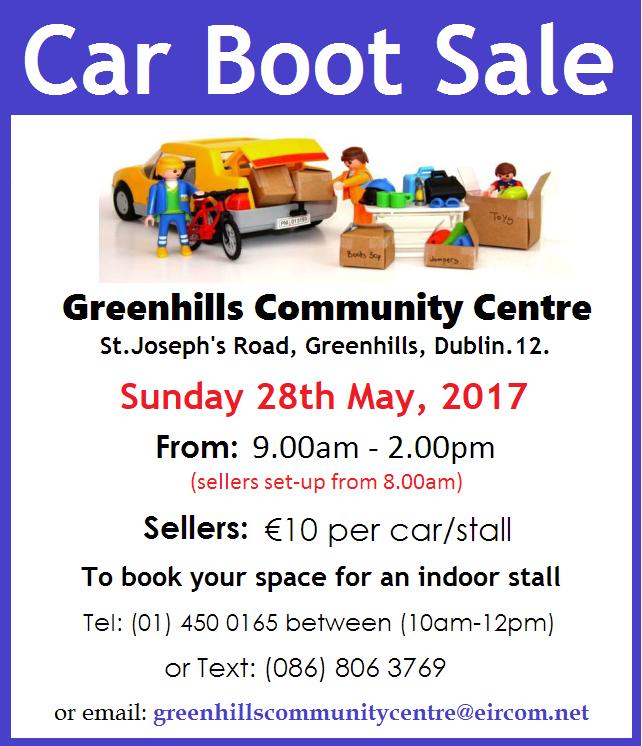 Car Boot Sale Ireland