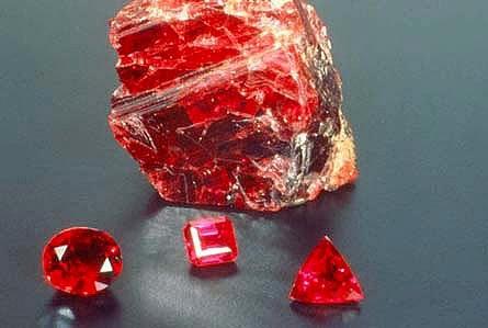 Kumpulan Batu Ali : Merah Delima