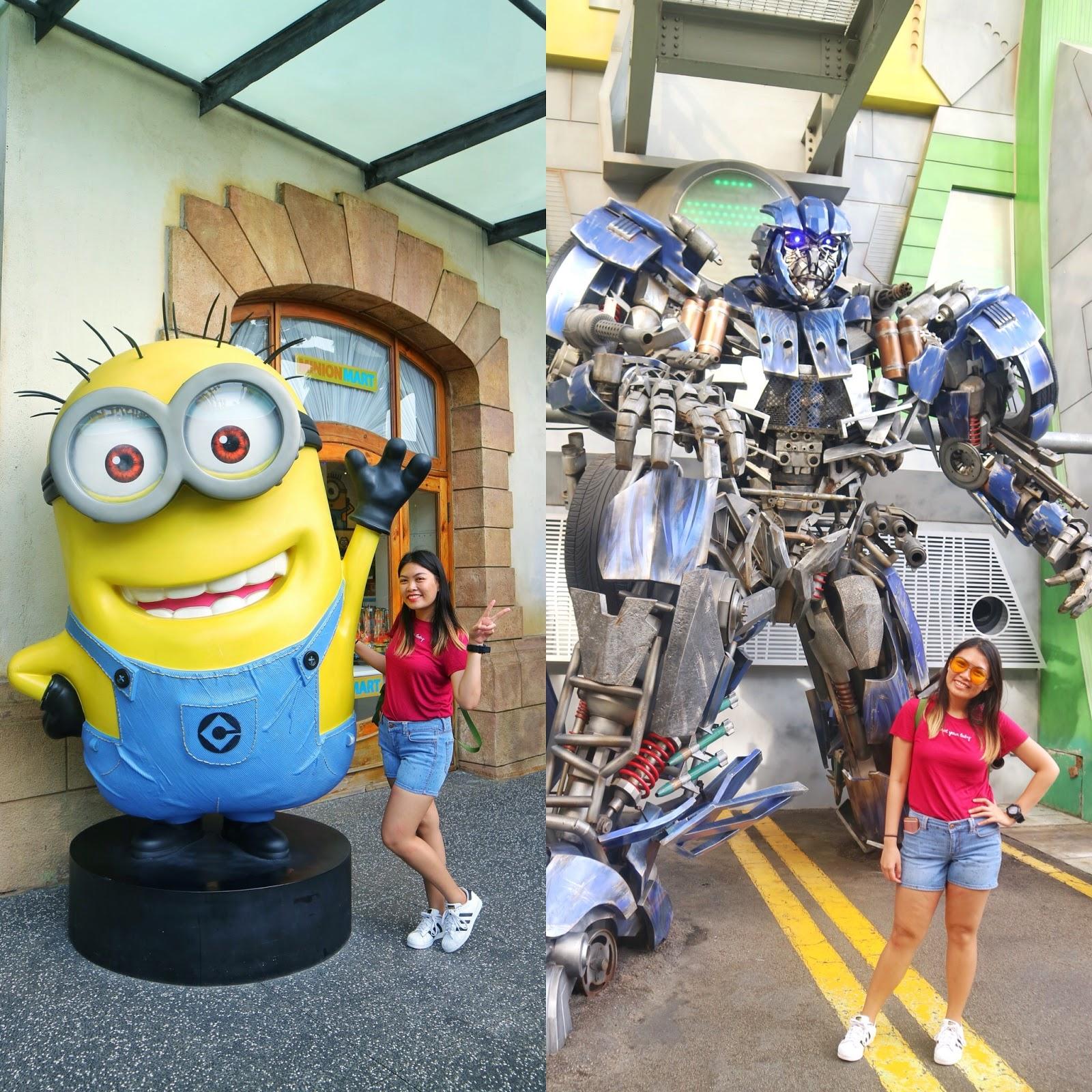 Minions! - Universal Studios Singapore