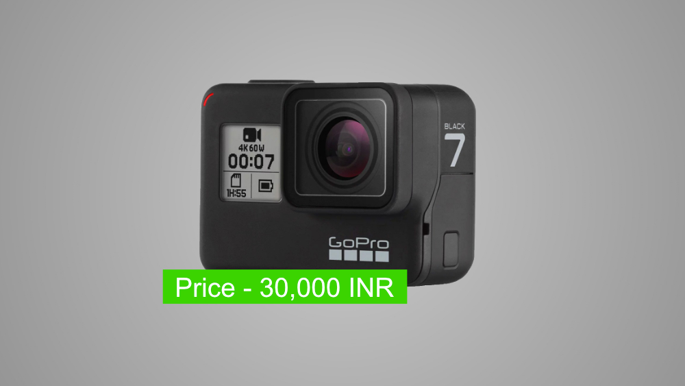 GoPro Hero 7 - Specs - Review - Price in India - Hindi