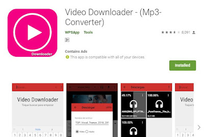 aplikasi download youtube android