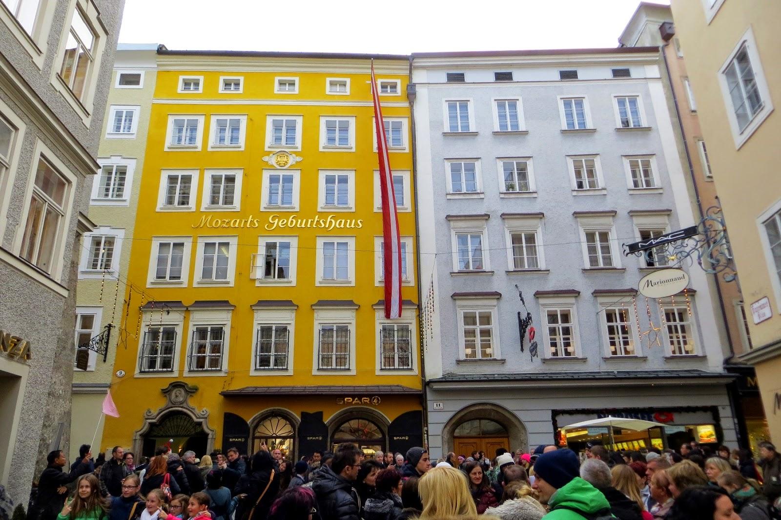 Cosa vedere a Salisburgo in un giorno un itinerario nella