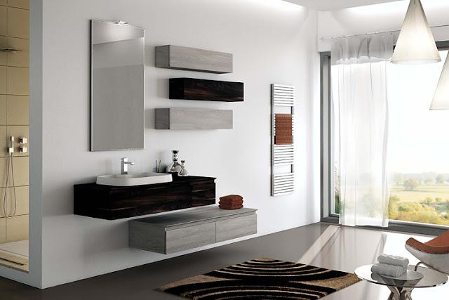 La scelta della rubinetteria è essenziale per un bagno unico e accattivante