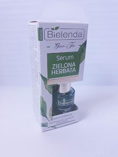 Hity pielęgnacyjne: Bielenda - serum Zielona Herbata.