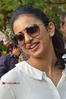 Actress Rakul Preet Singh at Endometriosis Awareness Walk at Apollo Cradle  0003.jpg