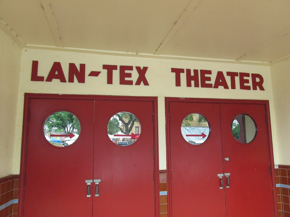 lan-tex theater texas