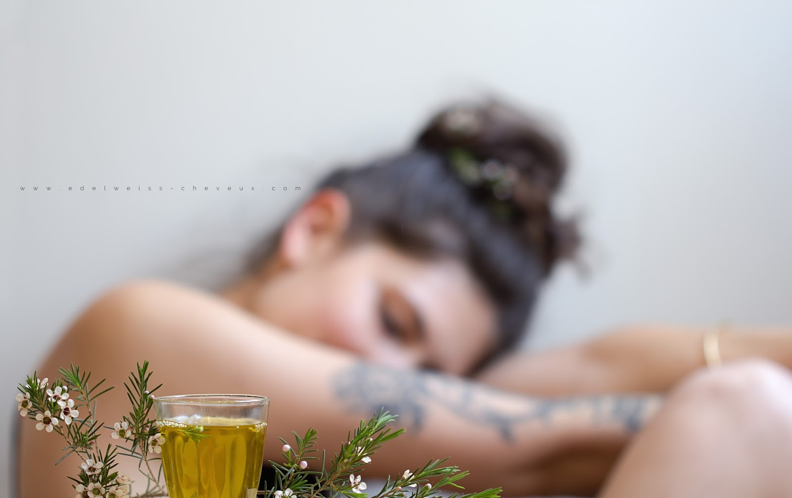 pousse cheveux huiles naturelles aroma zone