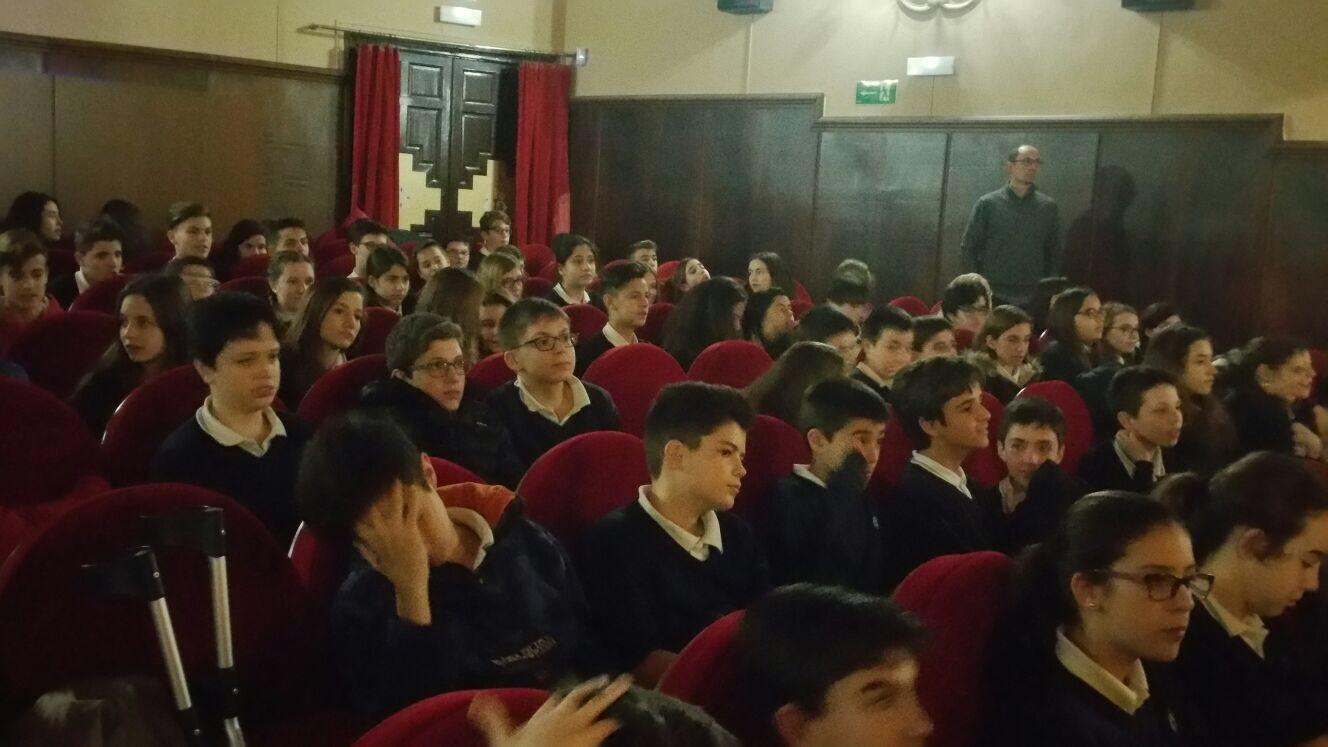 Agustinas Valladolid - 2017 - ESO 1 2 - Los Tres Mosqueteros
