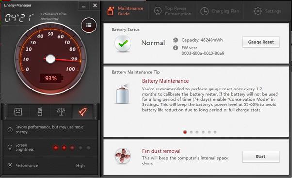 Aplikasi Ini Dapat Menjaga Baterai Laptop Tidak Bocor