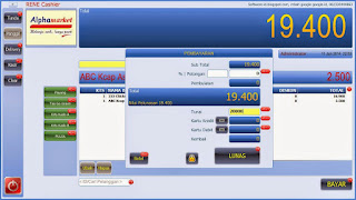 Jual Aplikasi Penjualan Dan Kasir, Inventory, Dan Laporan - ALL Program Buatan | Tokopedia
