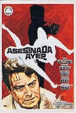 Asesinada ayer (1970)