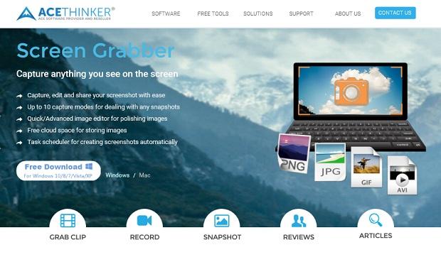 عرض خاص لتحميل برنامج Screen Grabber Pro مجانا لتسجيل شاشة سطح الكمبيوتر