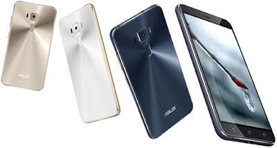 Điện thoại Asus Zenfone Ultra