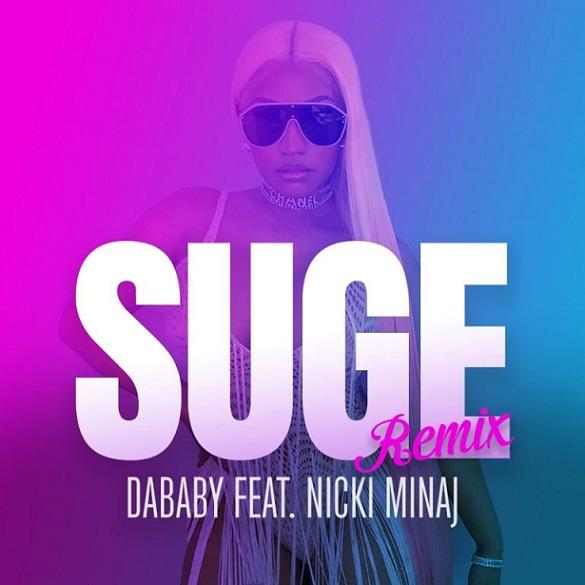 Nicki Minaj SUGE (Remix)