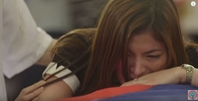 The Heartbreaking Scene Of The MMK Episode Of Coco Martin And Angel Locsin!