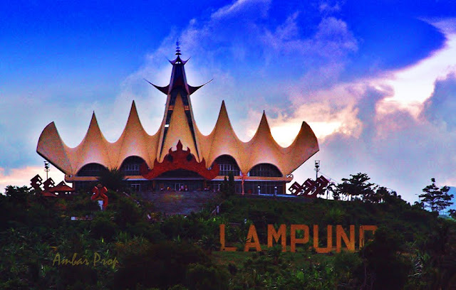 Pulang ke Lampung Tanah Lada