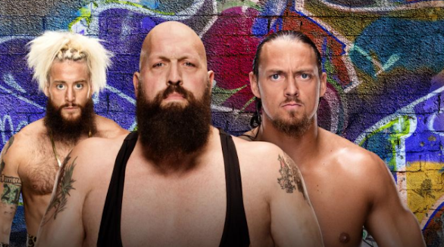 Big Show Vs Big Cass Live