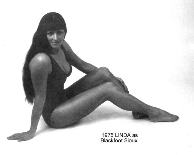Miss Linda - British Women's Pro Wrestling