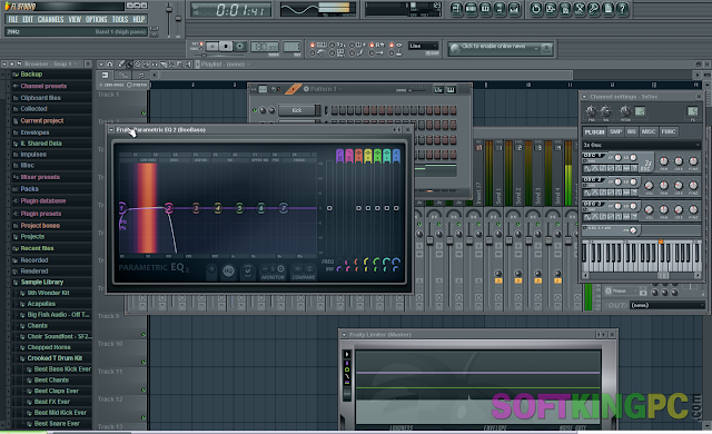 FL Studio Producer Edition 20