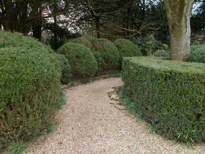 Winding paths Garden problems solved Kingston Lacy Green Fingered Blog