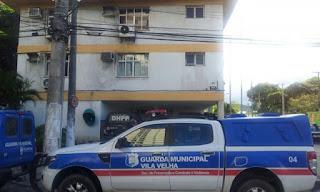 Marginal morre em troca de tiros com a Guarda Municipal de Vila Velha (ES)