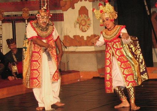 seni budaya Arja merupakan budaya lokal yang perlu dilestarikan