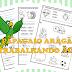 """QUADRINHA - O PAPAGAIO ARAGÃO - INTERPRETAÇÃO E ORTOGRAFIA """"ÃO"""" - ALFABETIZAÇÃO"""