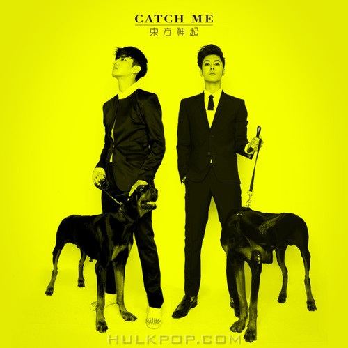 TVXQ – Catch Me (FLAC + ITUNES PLUS AAC M4A)