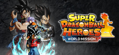 SUPER DRAGON BALL HEROES WORLD MISSION-SKIDROW