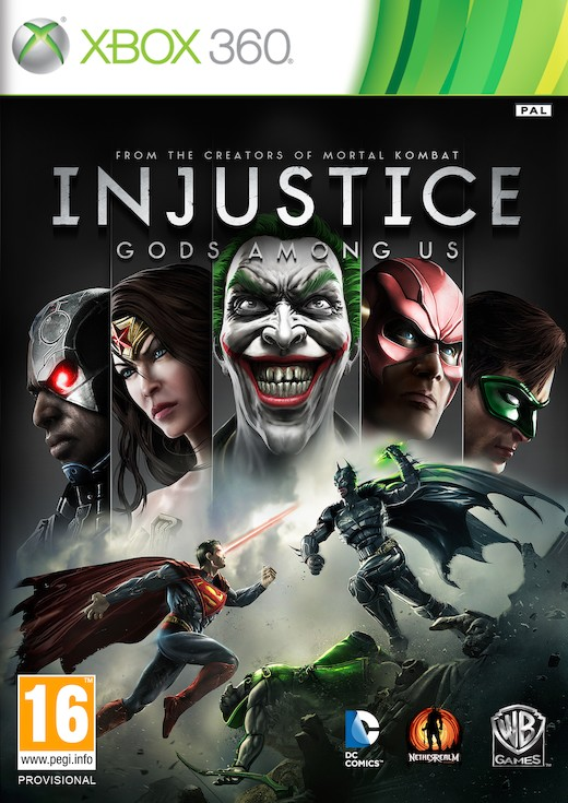 Tutto trucchi injustice gods among us xbox