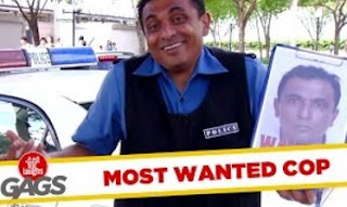 Funny Video – WANTED: Police Officer