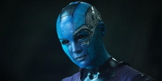 Nebula iba a morir en Guardianes de la Galaxia, saldrá en la secuela