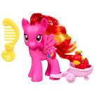 My Little Pony Single with DVD Feathermay Brushable Pony