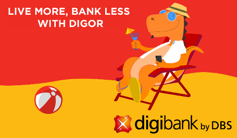 Live more, bank less with Digor