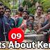 Kerala PSC GK | Facts About Kerala - 09