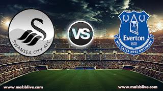 مشاهدة مباراة ايفرتون وسوانزي سيتي Everton vs Swansea city بث مباشر بتاريخ 18-12-2017 الدوري الانجليزي