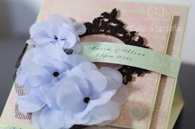 kartka z kwiatami naślub kolegi jedyna schaffar