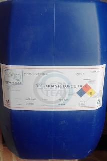 Es un limpiador ácido con propiedades desengrasantes y acción fosfatizante.