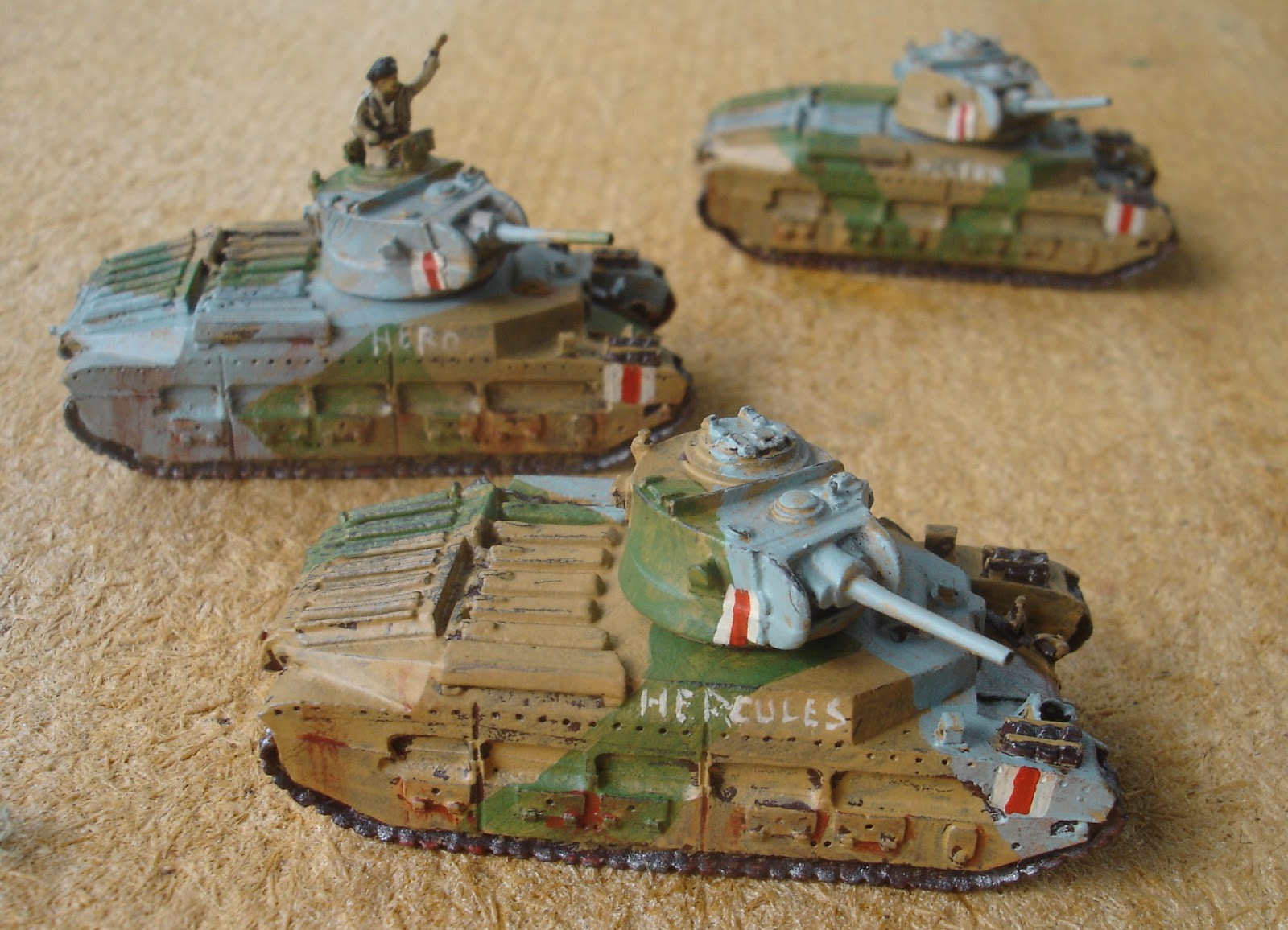 One Sided Miniature Wargaming Discourse Ww2 Matilda Tank