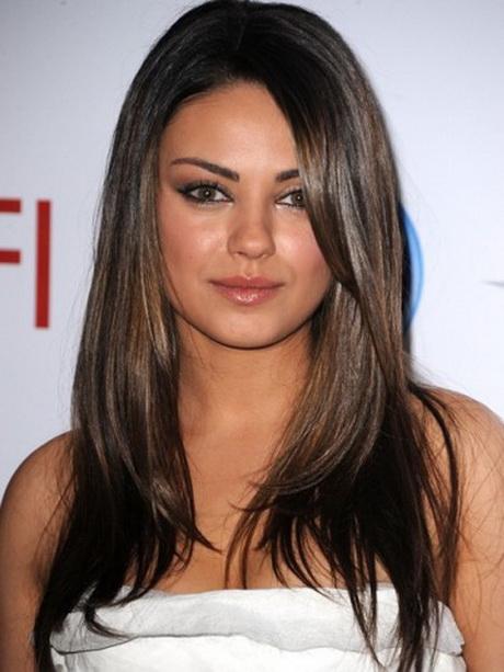 Beautiful Long Layered Hairstyles