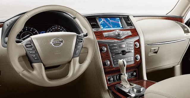2017 Nissan Armada Redesign