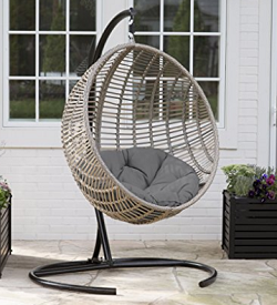 Bohemian Style Egg Chair