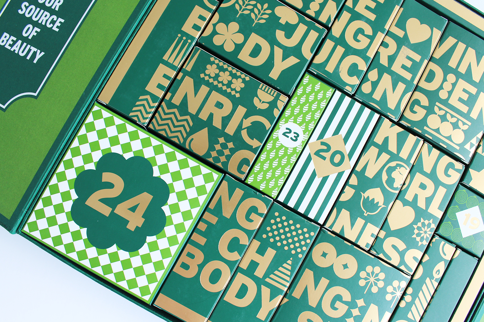 THE BODY SHOP | Advent Calendar 2016 - Was It Worth It? - CassandraMyee