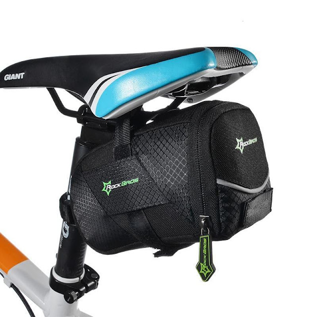 Rear Waterproof Bicycle Seat Tote